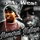 D.A. West Memorial Mixtape by Dj Da West