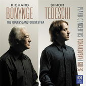 Piano Concertos by Richard Bonynge