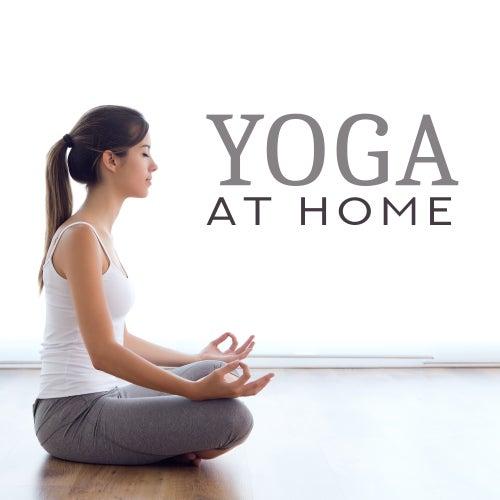 Yoga at Home de Reiki Tribe