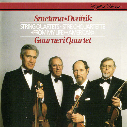 Dvorák: String Quartet No. 12