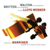 Britten: Cello Symphony / Walton: Cello Concerto by Sir Neville Marriner