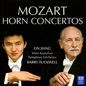 Mozart Horn Concertos by Barry Tuckwell