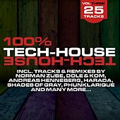 100% Tech-House Vol. 3 by Various Artists