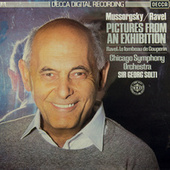 Mussorgsky: Pictures At An Exhibition / Ravel: Le Tombeau de Couperin by Sir Georg Solti