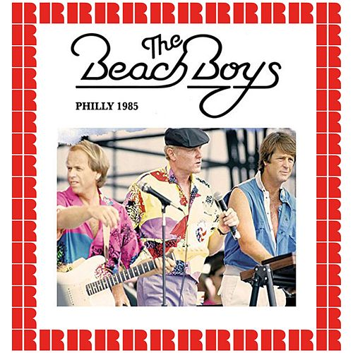 Ben Franklin Parkway Art Museum, Philadelphia, July 4th, 1985 de The Beach Boys