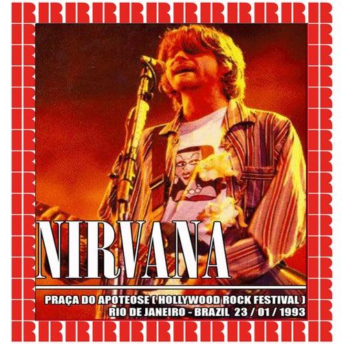 Hollywood Rock Festival, Rio De Janeiro, Brazil, January 23rd, 1993 by Nirvana