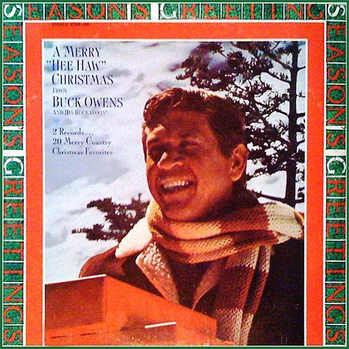 A Merry Hee Haw Christmas by Buck Owens