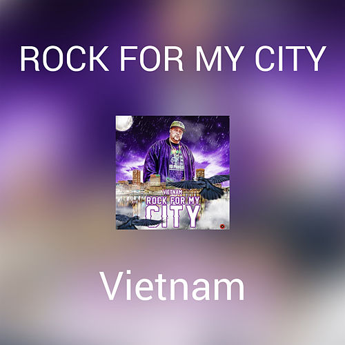 Rock For My City di VietNam