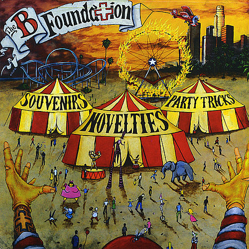Souvenirs Novelties and Party Tricks by The B Foundation