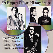 The Art History Project, Vol. 1 by Art Pepper