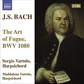 Play & Download BACH, J.S.: Kunst der Fuge (Die) (Sergio and Maddalena Vartolo) by Sergio  Vartolo | Napster