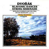 Classical Favorites - Dvorak: Slavonic Dances - String Serenade by Berlin Chamber Orchestra
