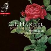 Handel: German Arias & Trio Sonatas by Various Artists