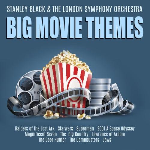 Big  Movie Themes (Original Score) by Stanley Black
