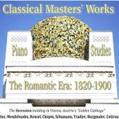 Classical Masters' Works, The Romantic Era: Sor, Mendelssohn, Hensel-Mendelssohn, Chopin, Schumann, Yradier, Burgmüler, Cottrau by Teo Barry Vincent