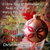 Christmas 2017 by Paul Gibbs