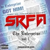 The Enterprise, Vol. 1 by Srfa