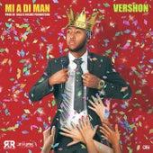 Me A The Man - Single by Vershon