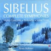 Sibelius: Complete Symphonies by Arvo Volmer
