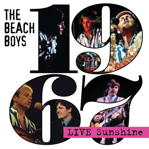 1967 - Live Sunshine by The Beach Boys