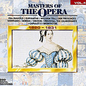 Masters Of The Opera, Vol. 4 by Various Artists