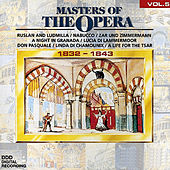 Masters Of The Opera, Vol. 5 by Various Artists