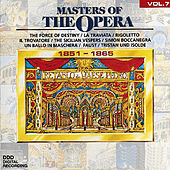 Play & Download Masters Of The Opera, Vol. 7 by Various Artists | Napster