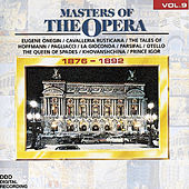 Masters Of The Opera, Vol. 9 by Various Artists