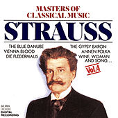 The Masters of Classical Music - Strauss by Various Artists
