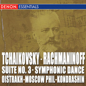 Play & Download Tchaikovsky: Suite No. 3 - Rachmaninoff: Symphonic Dances by Kyril Kondrashin | Napster