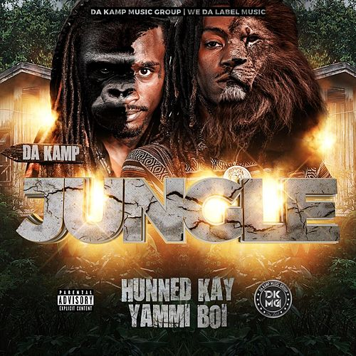 Jungle by Hunned Kay