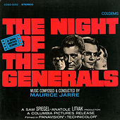 The Night of the Generals by Maurice Jarre
