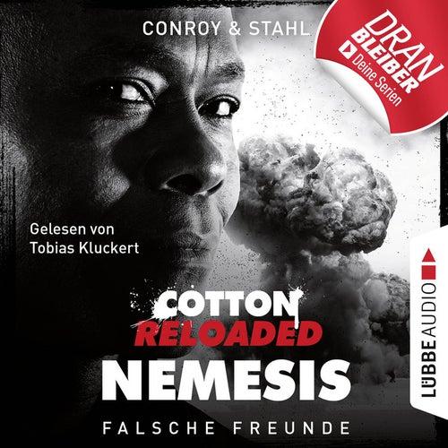 Cotton Reloaded: Nemesis, Folge 3: Falsche Freunde (Ungekürzt) von Jerry Cotton