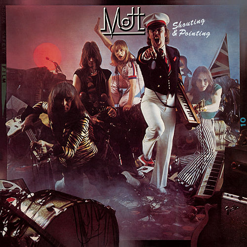 Play & Download Shouting And Pointing by Mott the Hoople | Napster