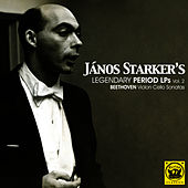 Legendary Period LPs Vol. 2 by Janos Starker