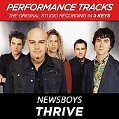 Play & Download Thrive (Premiere Performance Plus Track) by Newsboys | Napster