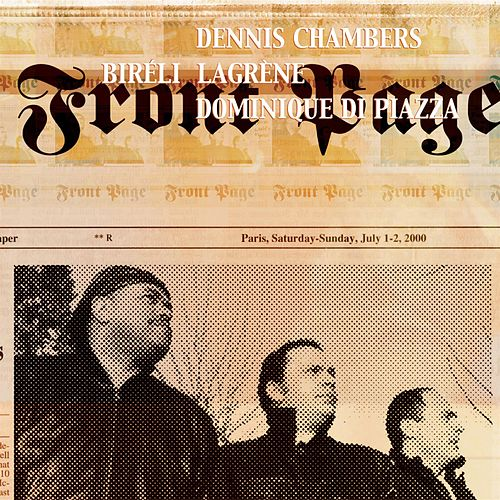 Play & Download Front Page by Dennis Chambers | Napster