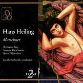 Marschner: Hans Heiling by Hermann Prey