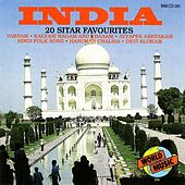India - 20 Sitar Favourites by The Sitars Of Bombay