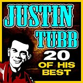 20 Of His Best by Justin Tubb