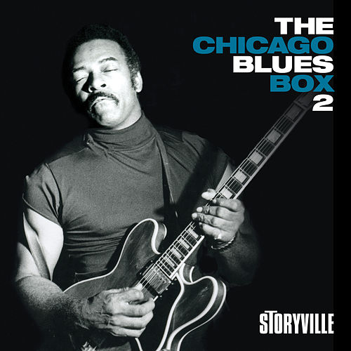 The Chicago Blues Box 2, Vol. 4 by Jimmy Johnson