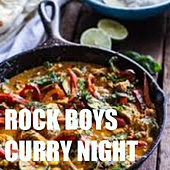 Rock Boys Curry Night by Various Artists