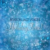Boston Jazz Voices Holiday Time! by Boston Jazz Voices