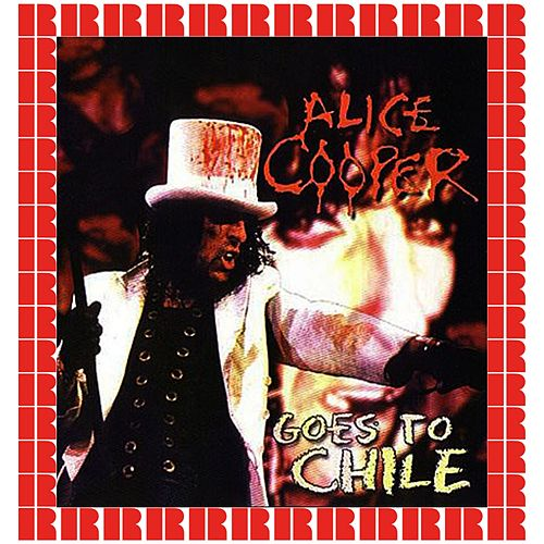 Teatro Monumental, Santiago, Chile, September 7th, 1995 (Hd Remastered Version) di Alice Cooper