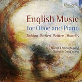English Music for Oboe and Piano by Marika Lombardi