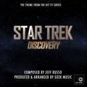 Star Trek Discovery - Main Theme de Geek Music