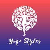 Yoga Styles by Deep Sleep Meditation