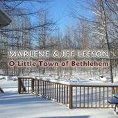 O Little Town of Bethlehem by Jef Leeson