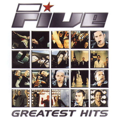 Greatest Hits by Five (5ive)