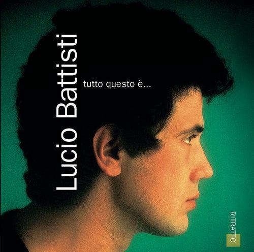Il Meglio Di Lucio Battisti Vol.1 by Lucio Battisti